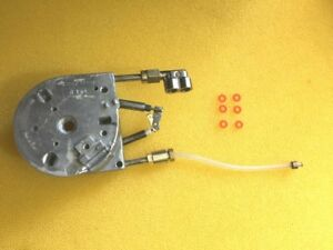 1 x JURA Thermoblock pour E et F Modèles ancienne version avec manchons