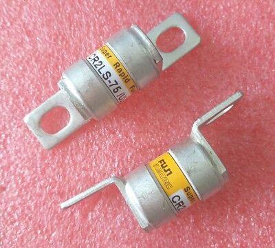 FUJI CR2LS-75//UL 75A Super Rapid Fuse 250V 75 Amp CR2LS-75