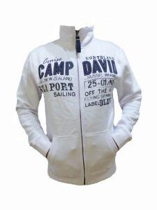 Sweatjacket Camp Xl Ccu 1900 3644 Blue David Malibu AvWr54v