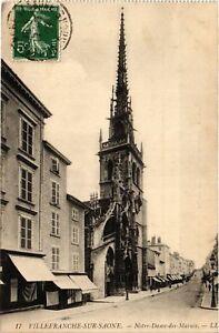 CPA VILLEFRANCHE-sur-SAONE - N.-D.-des-Marais (635516)