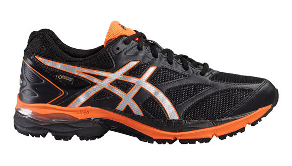 Asics Laufschuhe Gel Pulse 8 GTX Gr 44,5 Goretex Jogging Schuhe Herren