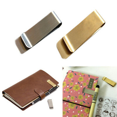 Pocket Cash Stainless Steel Useful Credit Card Holder Slim Money Clip 1 PC New