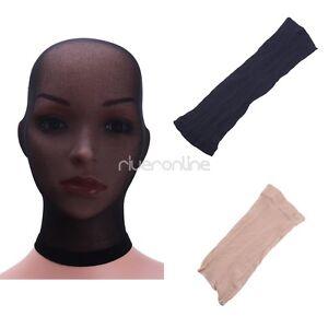 Adultes-tete-atout-Fetiche-Masque-Cosplay-Costume-BDSM-Collants-Unisexe