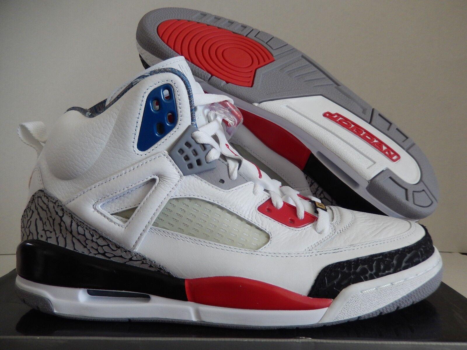 Nike air jordan spizike marte neromon sz 10 rare 2009![315371-165]