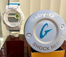 Casio Baby-G 3429 Women's Ladies Watch Alarm Tide Graph RRP £110 (p162