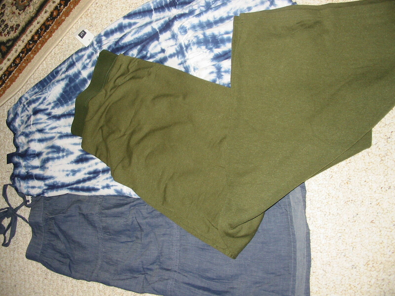 NWT GAP J Jill Skirt Lot - Size Large L