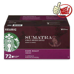 Starbucks-Sumatra-Coffee-K-Cups-72-ct-Keurig-BEST-DEALS-IN-US