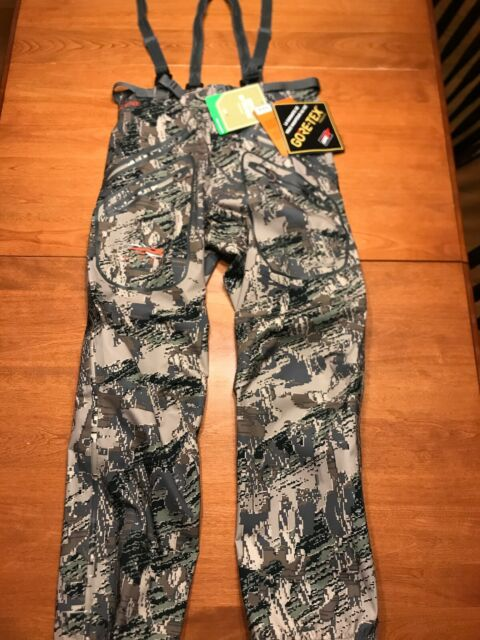 Sitka Gear Cloudburst Pant Optifade Open Country 50150 OB L Large