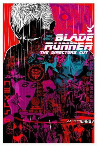 V809 Fabric Poster Blade Runner 2049 Movie room decor print custom 24x36 14x21in