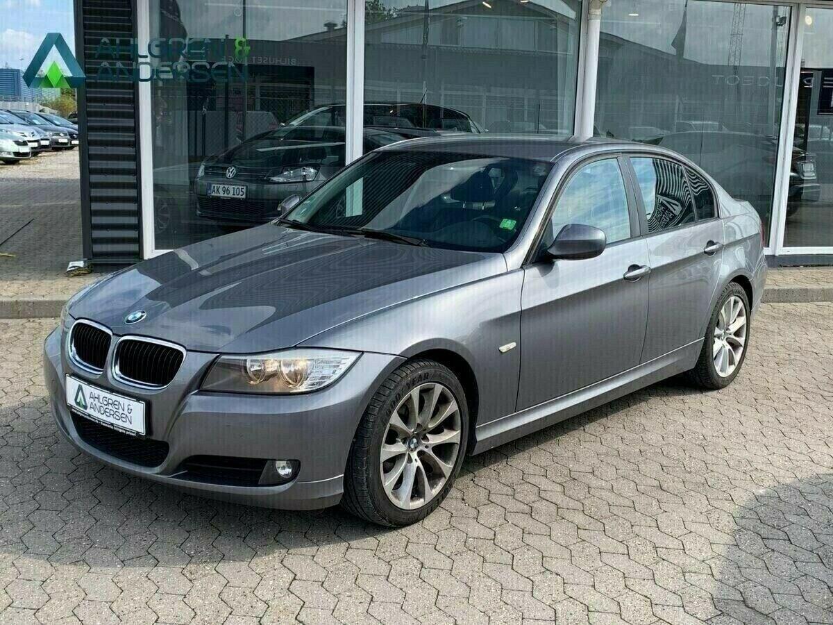 BMW 318i 2,0   4d