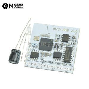 KRC-86B-Bluetooth-4-0-receptor-estereo-de-Audio-Placa-Modulo-de-Sonido-Hazlo-tu-mismo