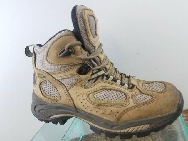 b7ad237d911 Vasque Women's Goretex Breeze GTX XCR 7465 Womens Hiking BOOTS 8m EUC