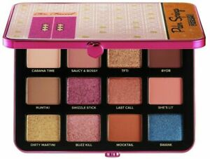 TOO-FACED-Palm-Springs-Dreams-Eyeshadow-Palette-New-In-Box-AUTHENTIC-w-receipt