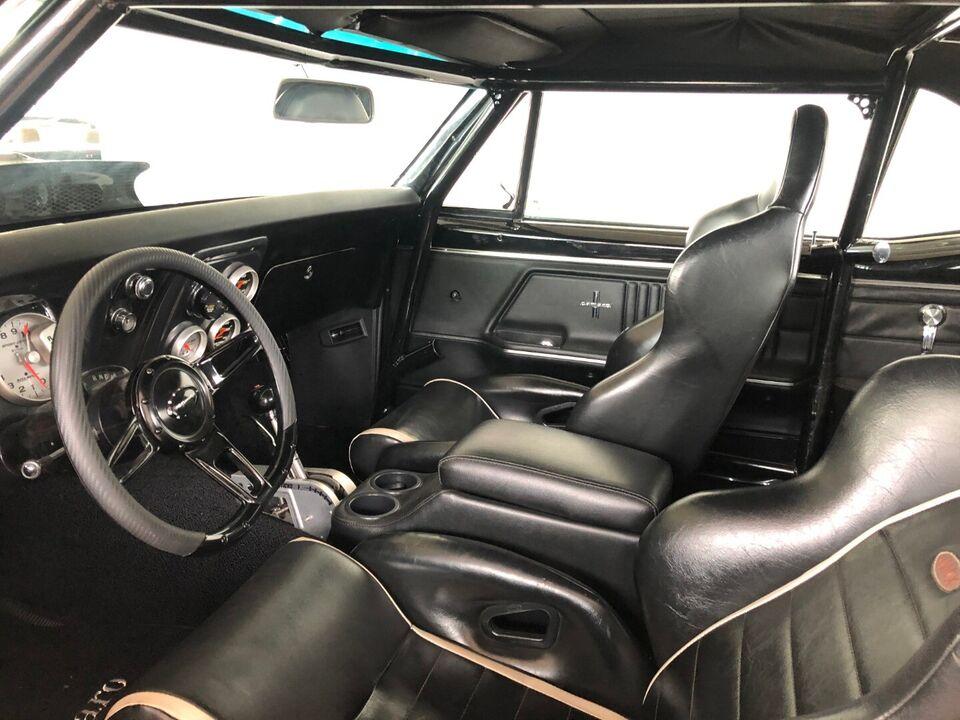 Chevrolet Camaro 5,7 SS Benzin modelår 1966 km 0