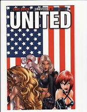 Lady Death Bad Kitty Chastity United #1 Premium Variant Edition Chaos Comics NM+