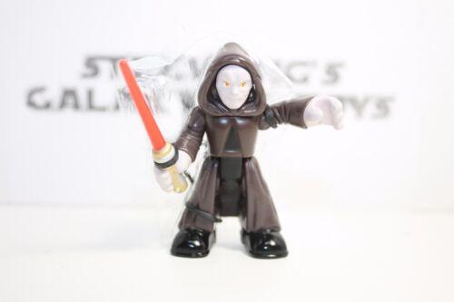 Playskool Star Wars Galactic Heroes Emperor Sith Palpatine Rivals
