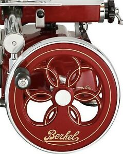 Berkel Vintage Sticker Decal Adesivo Aufkleber Slicer SILVER Metallic