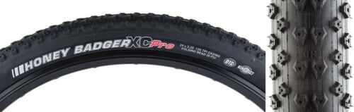 Kenda Honey Badger XC Pro Tire Ken Honey-b Xc Pro 29x2.2 Bk//bk//dtc//sct Fold