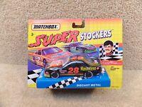 1992 Matchbox Diecast Nascar Super Stockers Davey Allison Daytona 500 Winner