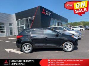2013 Hyundai Tucson Premium   - AWD - Cloth Seats - $130 B/W