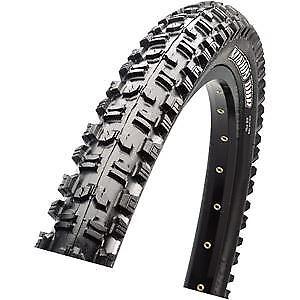 TR tyre Black Maxxis Minion DHR II 26x2.40WT 60 TPI Folding 3C Maxx Terra EXO