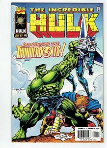 Incredible-Hulk-449-1st-Appearance-Thunderbolts-Key-Book-Hot-MCU