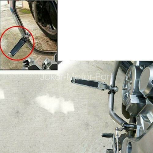 """1-1//4/"""" Highway U-clamp Foot Pegs For Yamaha V-Star 650 950 1100 1300 Classic 1/"""""""