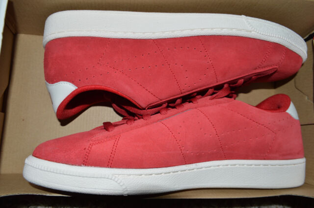 quality design 0fb78 f7391 New Mens Nike Tennis Classic CS Suede Shoes 829351-600 Sz 12 Varsity Red