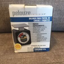 Dymo By Pelouze 5 Lb Capacity Radial Dial Mechanical Package Scale In Box
