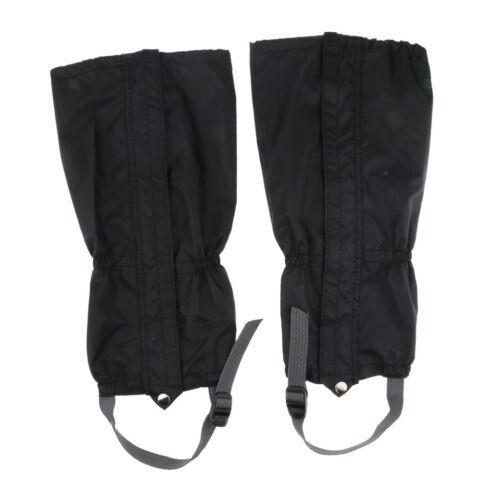 Jagdbein Gamaschen Wasserdichte Stiefel Gamaschen Schneeschuhe Oxford Stoff