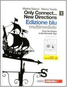 ONLY-CONNECT-1-SPIAZZI-TAVELLA-ZANICHELLI-CODICE-LIBRO-9788808312846