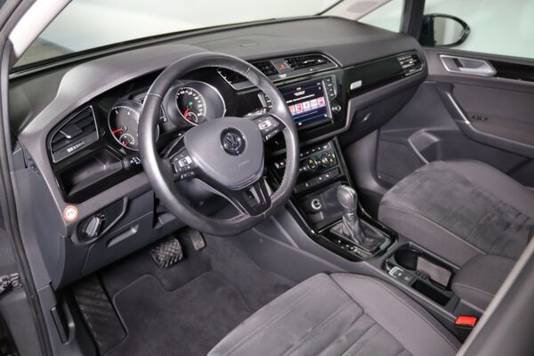 VW Touran 2,0 TDi 190 Highline DSG - billede 5