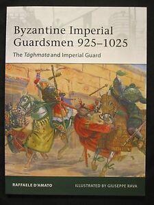 Osprey-Book-Byzantine-Imperial-Guardsmen-925-1025-Elite-187-Color-Plates