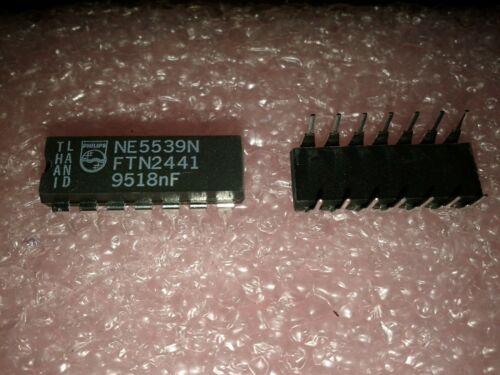 Operational Amplifier Single AMP 1x PHILIPS//SIG  NE5539N PDIP-14 Bipolar