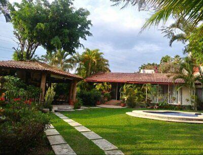 Vendo residencia en Cuernavaca