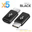 thumbnail 10 - 5X-Micro-USB-Female-to-USB-3-1-Type-C-Male-Converter-Data-Cable-OTG-Adapter
