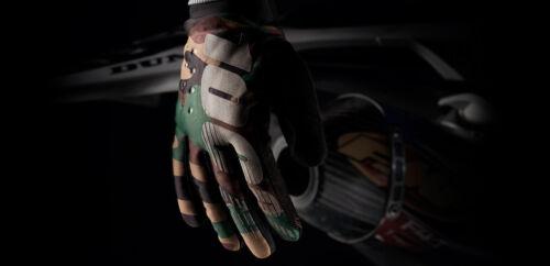 2019 NEW 100/% Prozent Brisker Camo Neopren Winter Handschuhe MTB MX Motocross