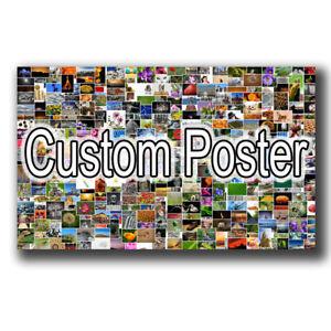 Custom Silk Poster Sasha Grey Wall Decor 24x36 Inch