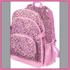 NWT Toddler & Girls Gymboree Leopard Heart BACKPACK Gray lavender Camouflage XX
