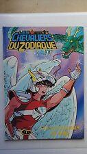 LES CHEVALIERS DU ZODIAQUE LES CHEVALIERS D'OR COLLECTION ALBUM TES SUPER HEROS