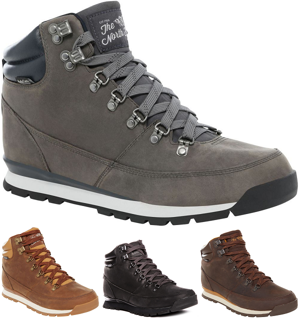 vans north face boots