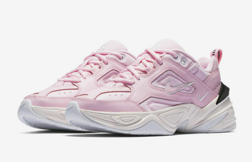c4603afe176da Nike M2k Tekno Pink SNEAKERS Women s Size 10.5 Ao3108 600 Authentic for  sale online