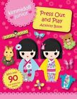 Press out and Play Activity Book by Scholastic (Paperback, 2014)