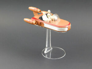 STAND ONLY 1 x Acrylic Display STAND Kenner Cloud Car Vintage Star Wars