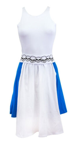 Marvel X-Men I Am Mystique Juniors Sleeveless Dress
