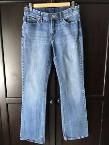 f4b3cce0 Levi's Women Perfect Waist 525 Boot Cut Denim Blue Jeans Medium Wash ...