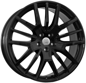 1x-21-inch-x-9-FLORENCE-BLK-Wheel-MASERATI-LEVANTE-OEM-COMPATIBLE-ITALY