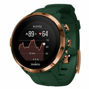 SUUNTO-Spartan-SS023309000-Forest-Green-GPS-Wrist-Heart-Rate