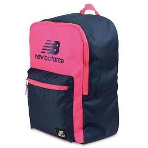 67a336a1c9 NEW BALANCE Backpack Style Booker - Galaxy School Bag 500045-436 *UK ...