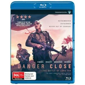 Danger-Close-Battle-Of-Long-Tan-BLU-RAY-Australian-Vietnam-War-6RAR-NEW-sealed